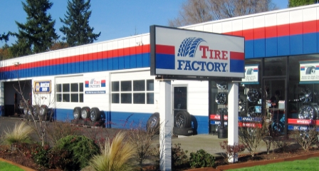 St Johns Tire Factory Portland Or